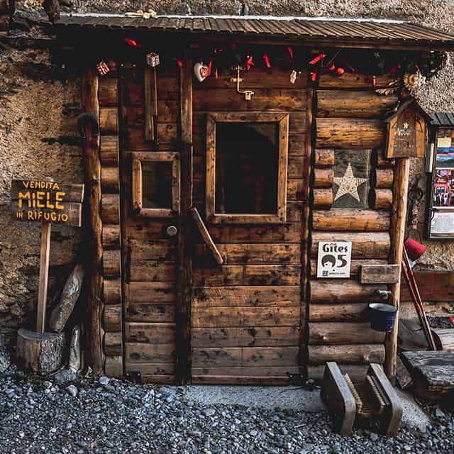 Rifugi aperti d'inverno in Val di Susa, Rifugio La Chardouse