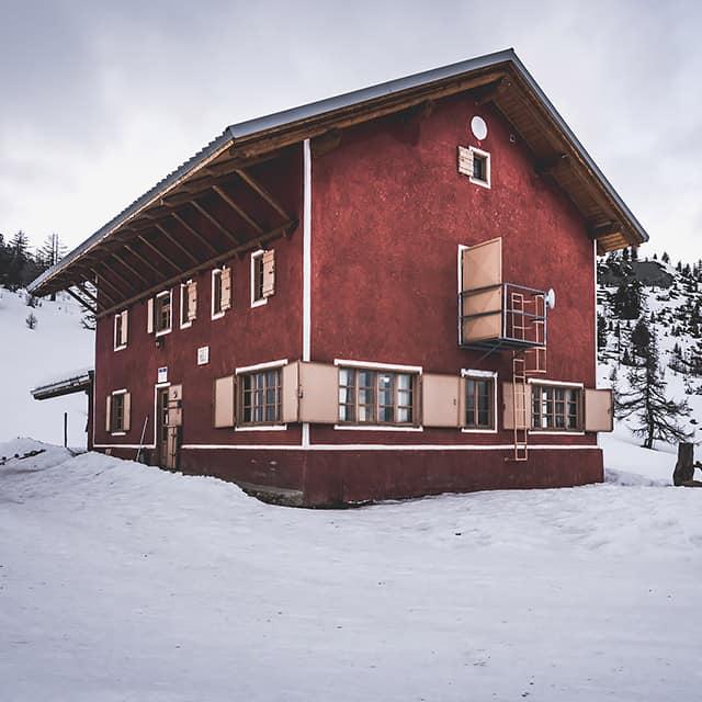 Rifugi aperti d'inverno in Val di Susa, Rifugio Capanna Mautino