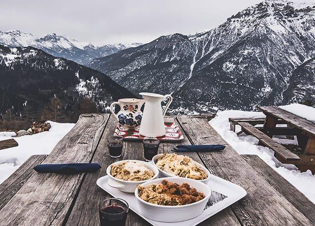 Rifugi Aperti D'inverno In Val Di Susa