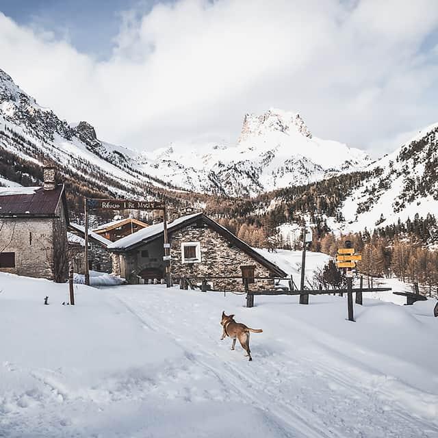 Rifugi aperti d'inverno in Val di Susa, Rifugio Re Magi