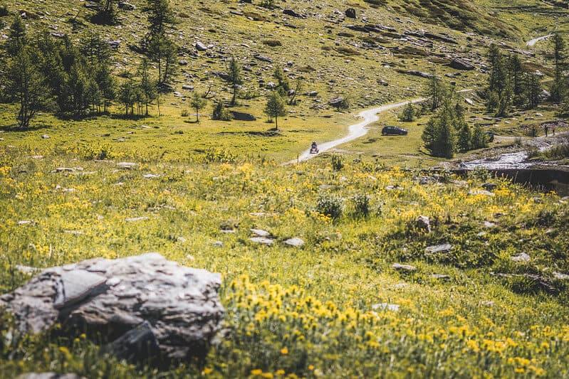 Lago diga di Rochemolles in Val di Susa (8)