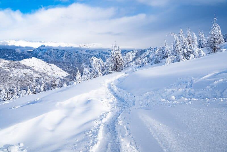 Val di Susa Col del Lys ciaspolate (7)