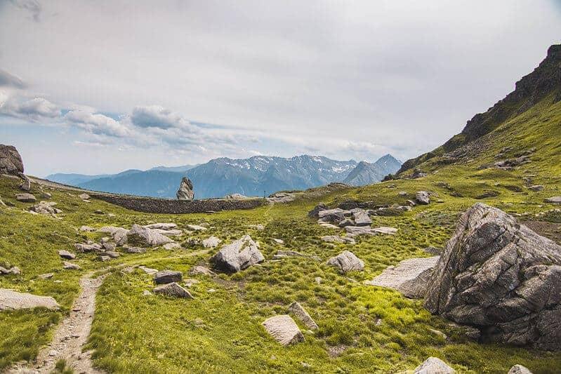 Val di Susa - Colle delle finestre (anello dei forti) (4)