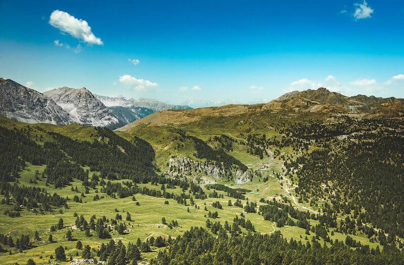 Val di Susa - Lago Nero Cesana (8)