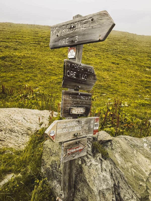 Giro dell'Orsiera trekking di più giorni in Val di Susa (10)