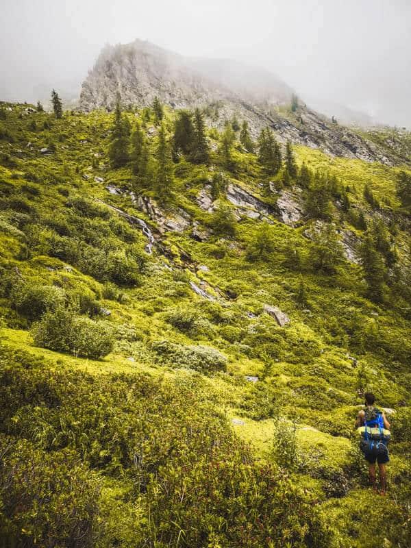 Giro dell'Orsiera trekking di più giorni in Val di Susa (18)