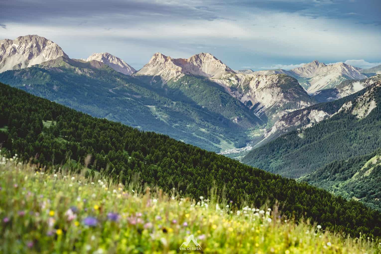 Pian delle Stelle e Punta Melmise (Bardonecchia) Val di Susa
