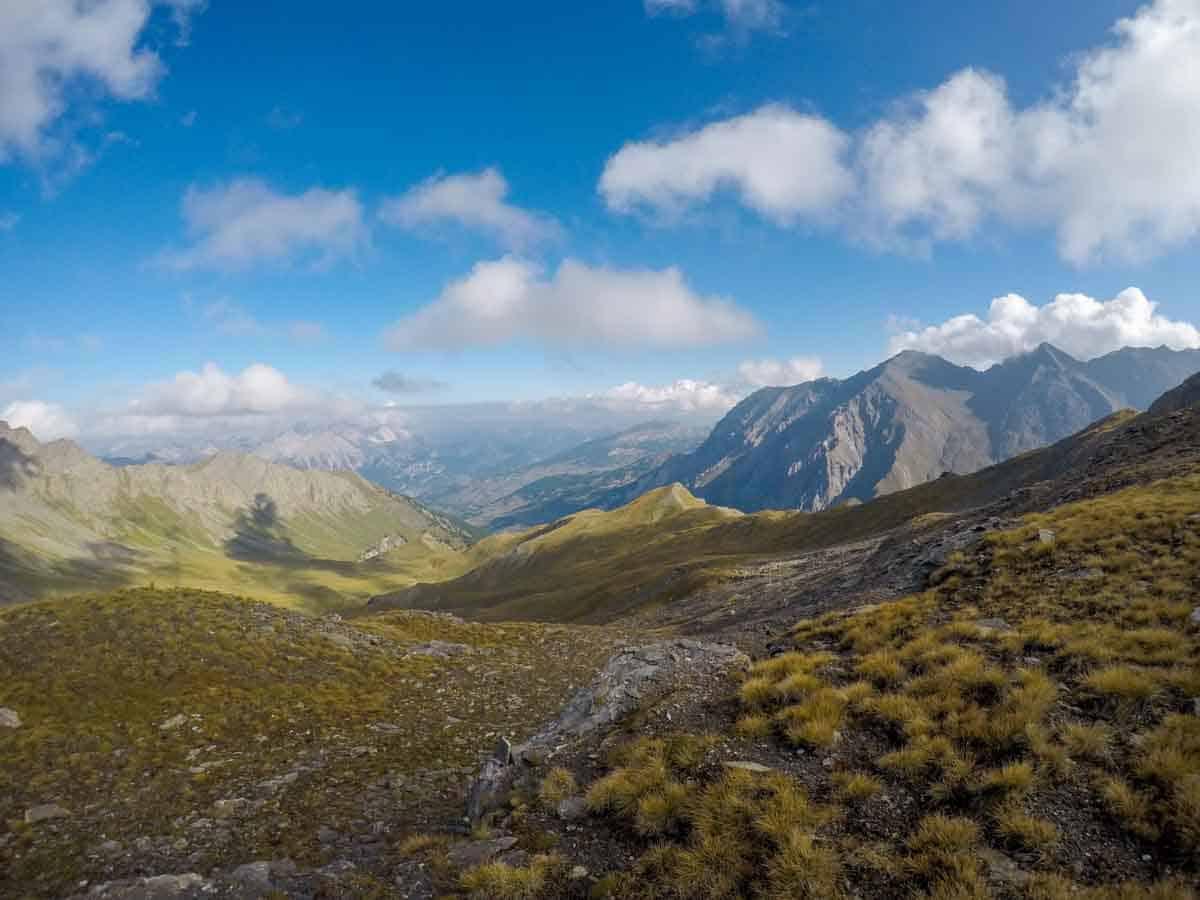 Monte Terra Nera - Val di Susa